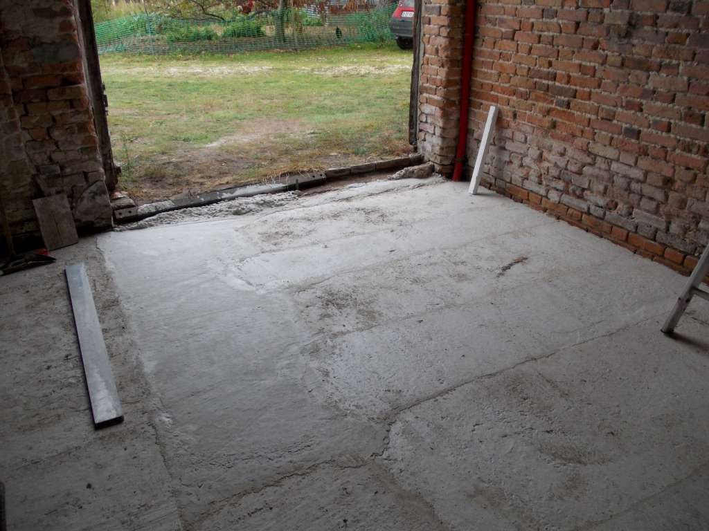 Barn Floor base