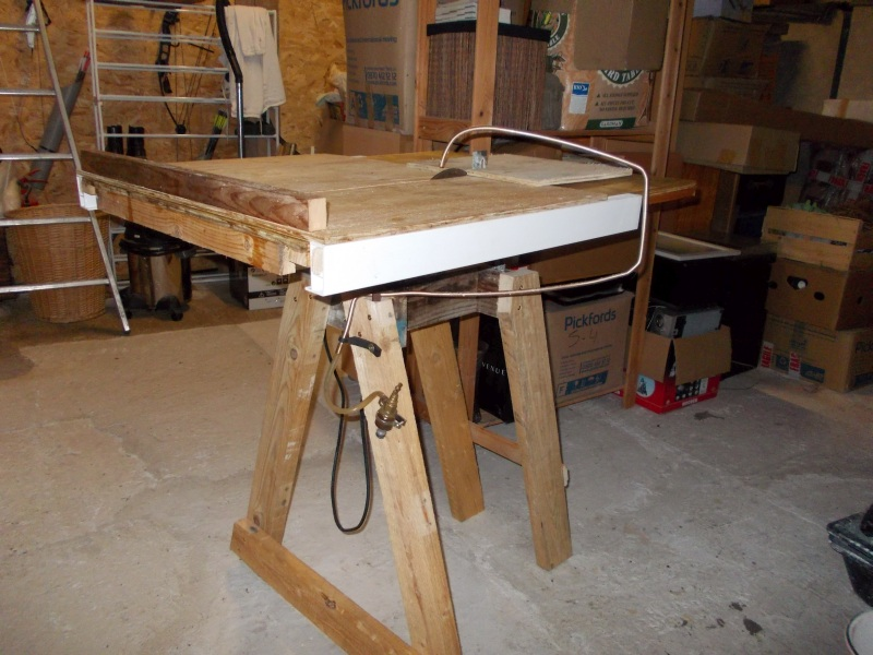 Improved tile saw
