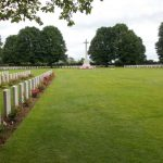 British Cemetery, Normandy